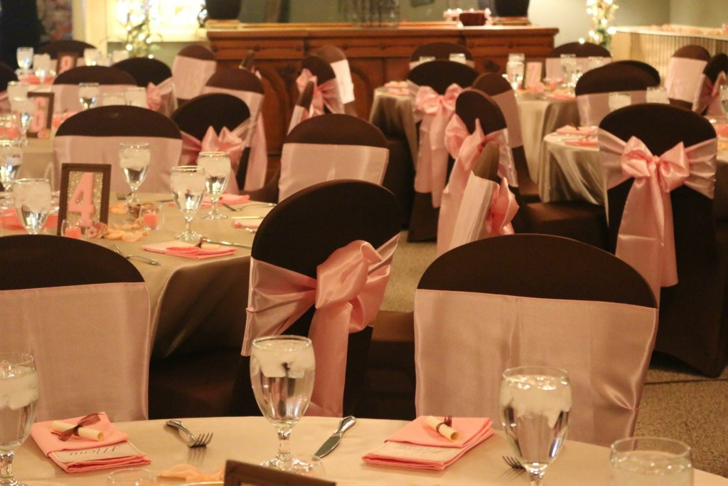 Wedding Reception by Events by Emerson