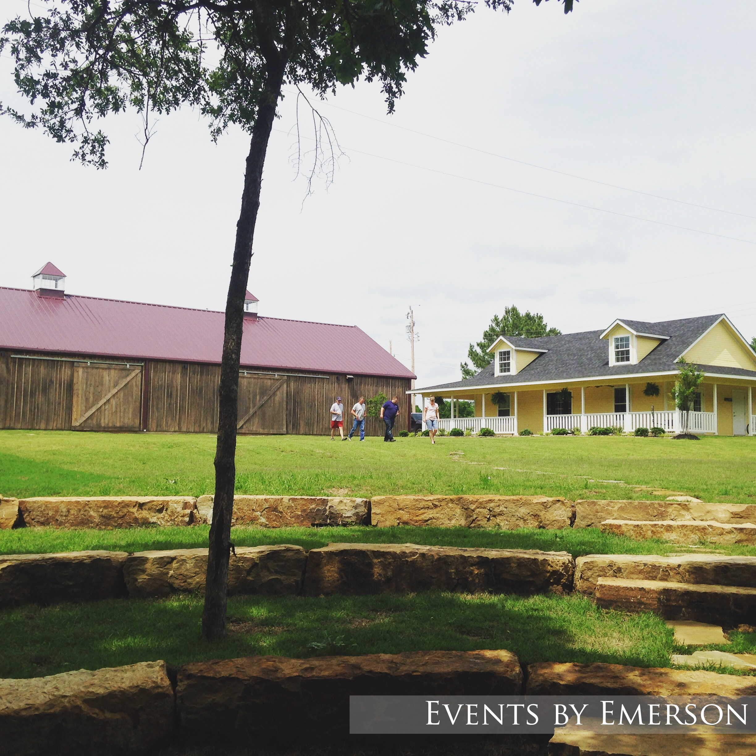 Venue Spotlight: Riverwood Barn & Amphitheater