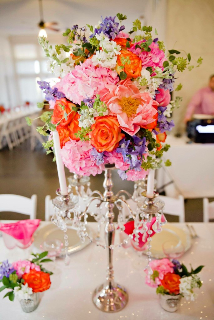 Floral design by Events by Emerson