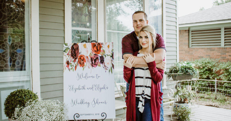 Elizabeth & Elijah | Gainesville, TX Wedding Shower